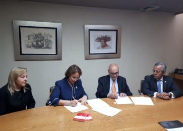 Convenio Marco de Colaboración entre la EIDJ y la Universidad Notarial Argentina