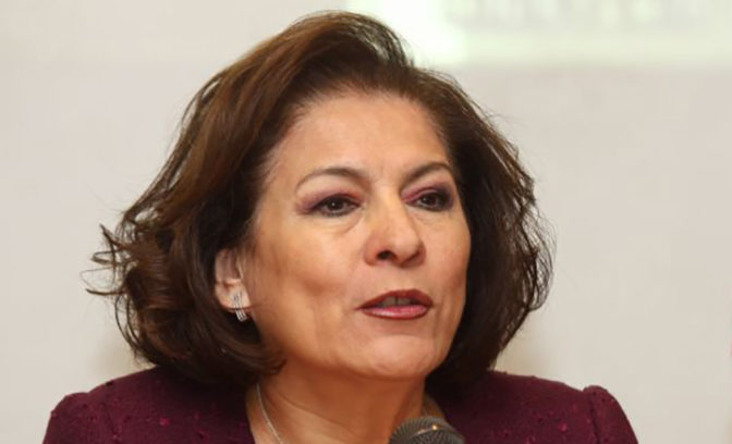 """Conferencia """"Testimonio de vida de Isabel Miranda de Wallace"""""""